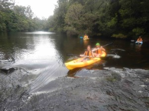 Find Fun on the Upper Clyde River