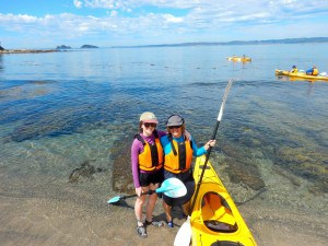 Half Day Sea Kayak Tour Batemans Bay