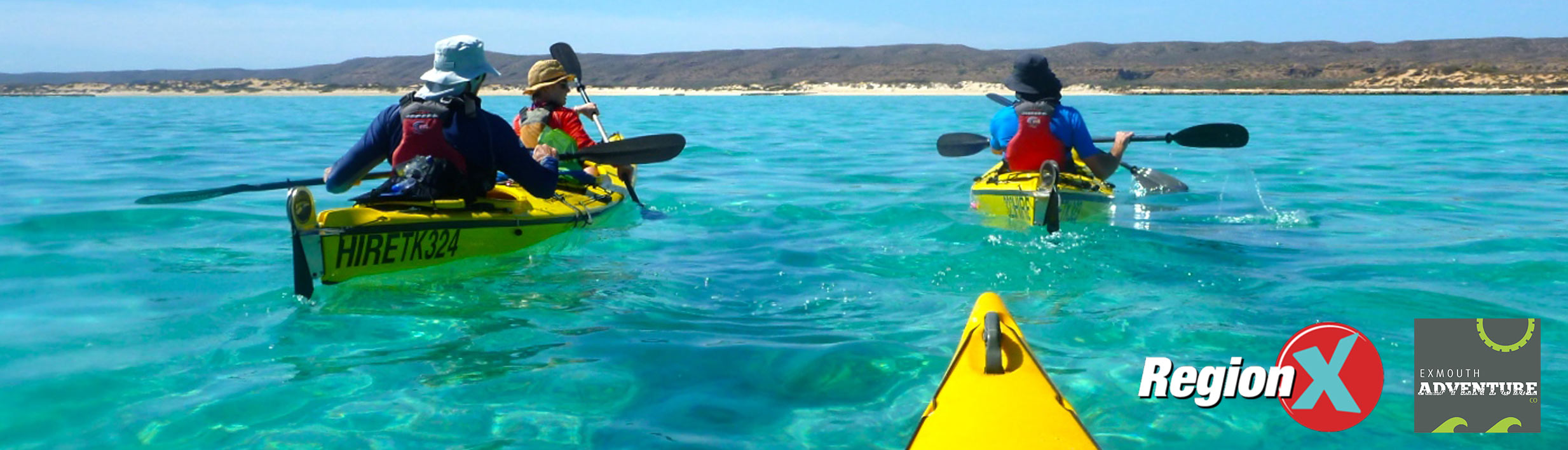 Ningaloo Kayaking and Whale Sharks Experience